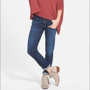 Citizens of Humanity Arielle Mid Rise Skinny Jeans